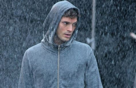 50 shades of grey starts filming in vancouver b c 50 fifty shades of grey star jamie dornan gets soaking wet on