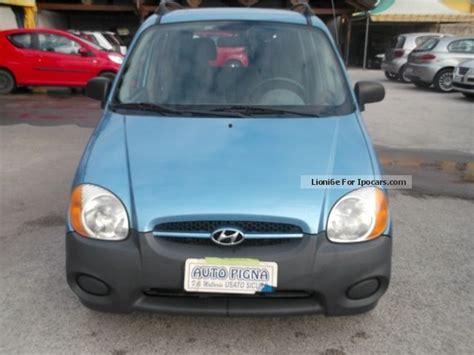 Hyundai Atoz Glx 2003 2003 hyundai atos 1 0 12v gl comfort ac servo car photo