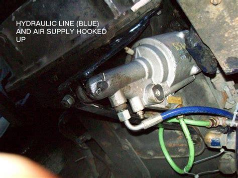 volvo air assist clutch heavy haulers rv resource guide
