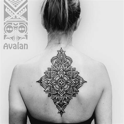 tattoo mandala diamond 50 mandala tattoo design ideas mandalas mandala tattoo