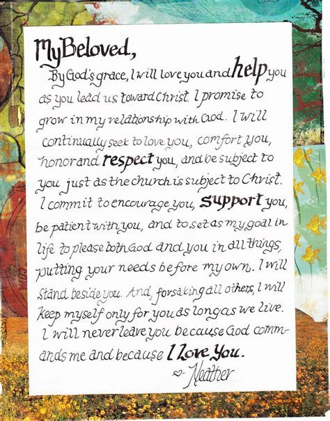 Best 25  Sample wedding vows ideas on Pinterest   Wedding