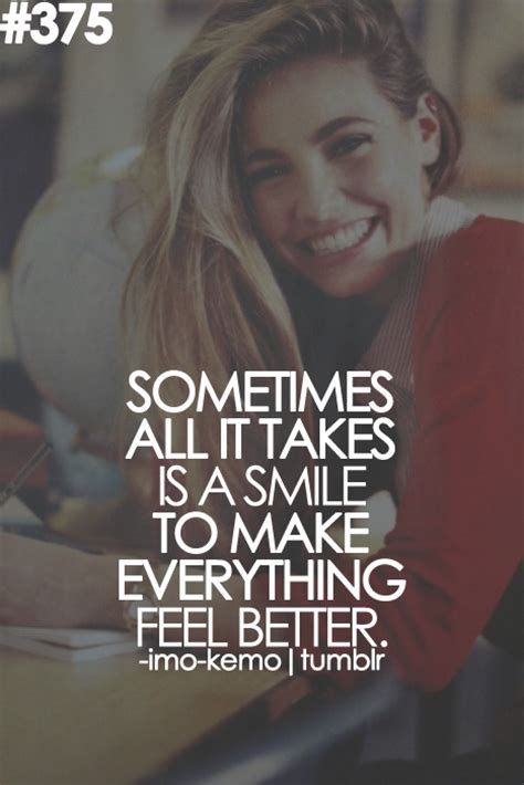 How Does It Take To Feel Better After Detox by Smile Quotes For Quotesgram
