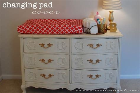 How To Make A Changing Table Pad Changing Table Patterns Woodworking Projects Plans