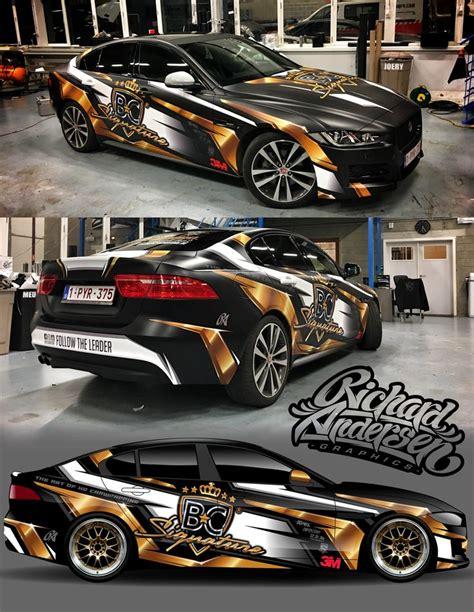 Epic Vinyl Wraps Car - wrap designed by richard andersen graphics ra wrap