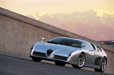 Alfa Romeo Scighera by 1997 Alfa Romeo Scighera Italdesign Studios
