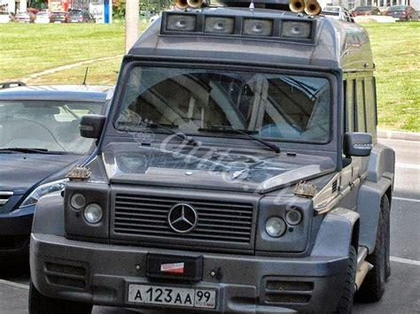 geländewagen mercedes gelandewagen 6x6 from moscow benztuning