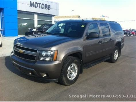 2013 chevrolet suburban 9 passenger for sale in alberta