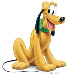 beauty cartoons pluto dog colour cartoons