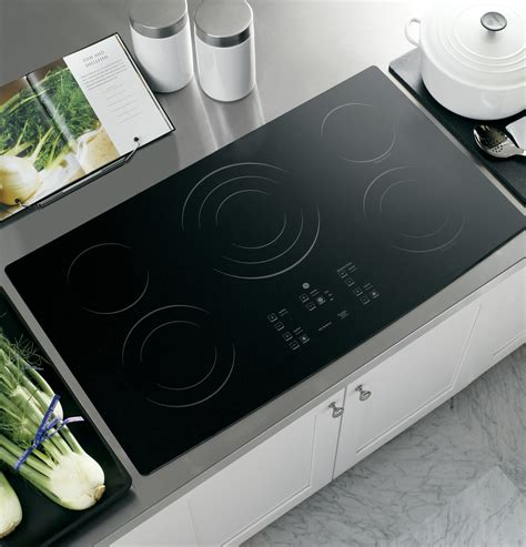 general electric induction cooktop manual ge profile series 36 quot built in cooktop pp975bmbb ge appliances