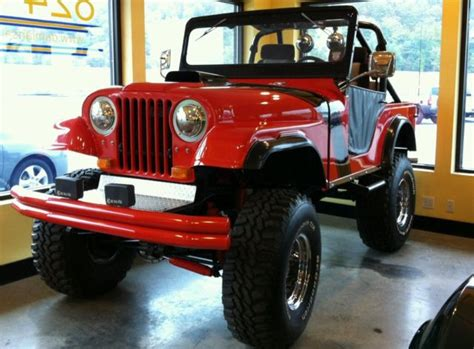 jeep willys custom 1956 jeep willys custom cj5 classic jeep wrangler 1956