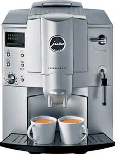 Coffee Grinder And Maker Combo Jura Impressa E75 Automatic Espresso Machine And Bean