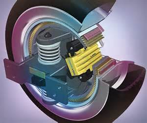 Electric Car Engine Design Inwheel Electric Motors Gain Traction Again