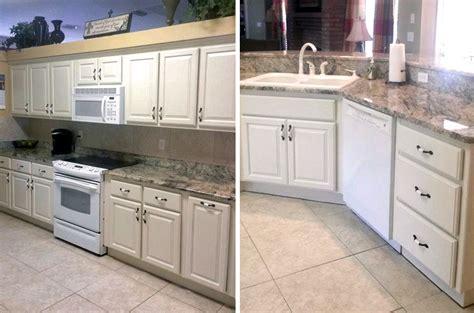 Antique White Kitchen Refresh General Finishes Design Center