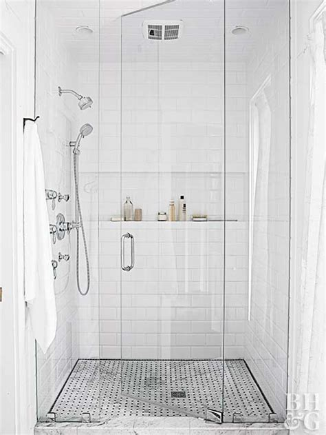 how to use bathtub shower how to tile a shower enclosure or tub surround