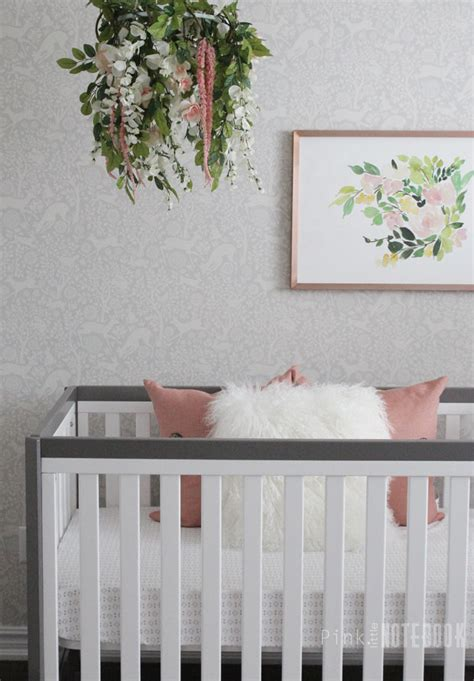 Baby Girl S Whimsical Nursery Project Nursery Whimsical Nursery Decor