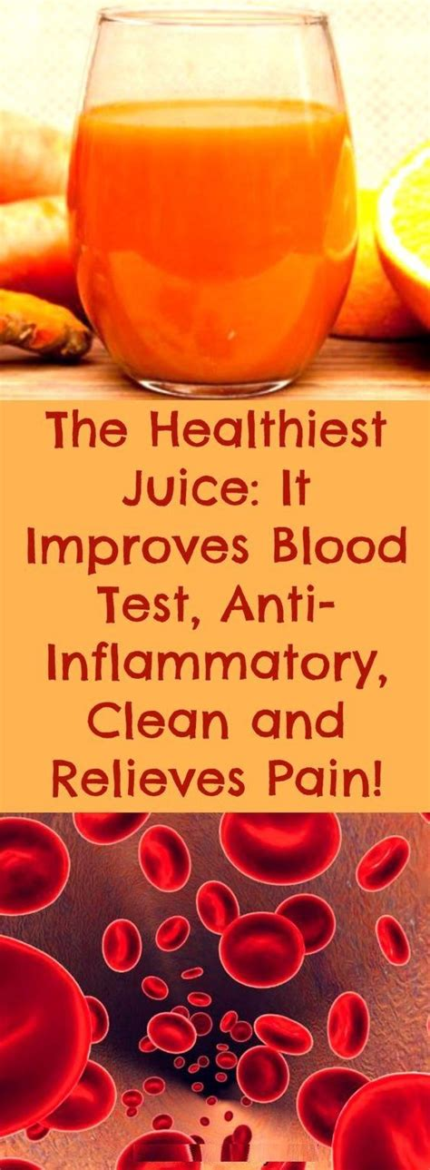 Detox For Blood Test by Favorite Pins Sugar Health Remedies