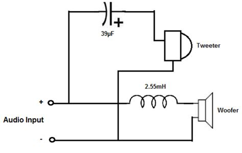 speaker crossovers circuit diagrams wiring diagram schemes