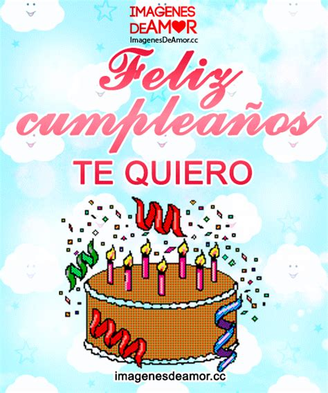 imagenes en movimiento de feliz cumpleaños mi amor 10 im 225 genes de feliz cumplea 241 os mi amor para celebrar el d 237 a