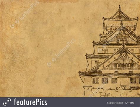 Guest House Plans by Background With Ancient Japanese House