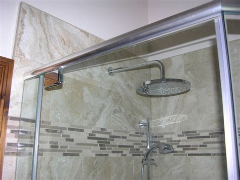 How To Tile A Shower Stall by Bathroom Tiled Shower Stall Bathroom Toronto By