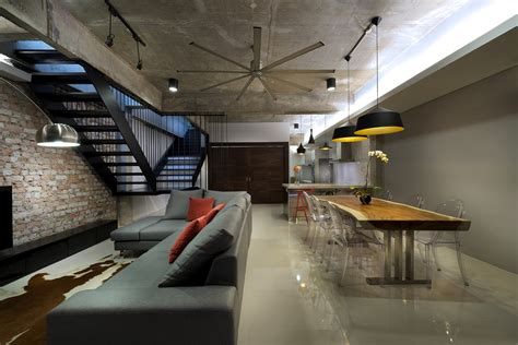 house doctor interior open plan terrace house interior designed in a stylish