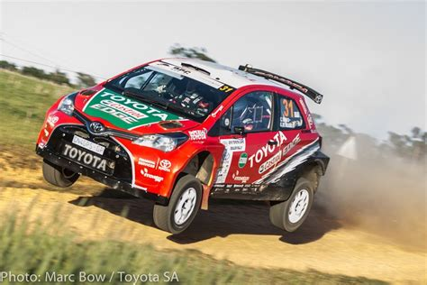 Team Toyota Heartache For Castrol Team Toyota