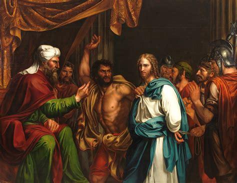 of jesus the wiki sanhedrin trial of jesus