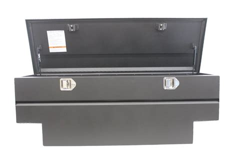 bed tool box diamond plate bed tool box non sliding 07 10 frontier