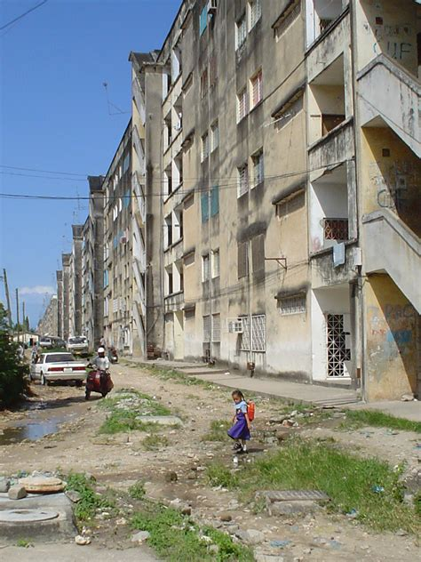 urban housing file urban blight at the michenzani housing project zanzibar town tanzania jpg