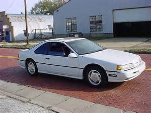 1989 ford thunderbird coupe for sale