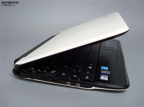 Cas Laptop Acer One 14 critique du miniportable acer aspire one 751 notebookcheck fr