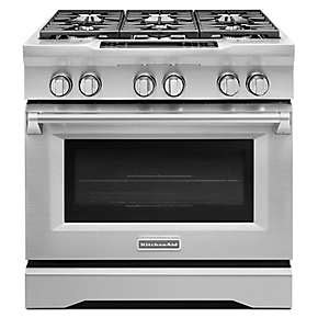 Slide In Cooktop Stoves Kitchenaid