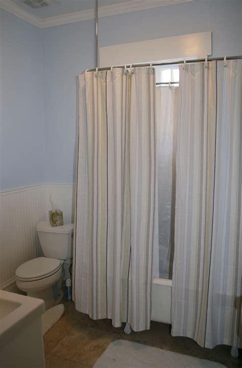 Bathtub Shower Curtain Ideas by Shower Curtain Ideas For Clawfoot Tub Home Design Ideas