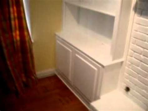 the tallahassee handyman fireplace bookshelves and