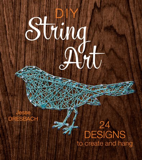 Diy String Patterns - enter to win a diy string book