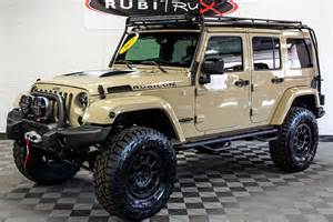 Rubicon Jeep 2017 Jeep Wrangler Rubicon Unlimited Gobi