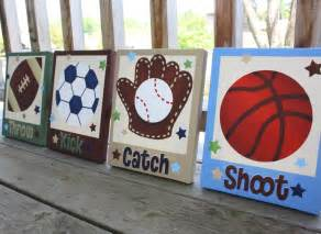 kids sports bedroom set of 4 all star sports boys bedroom 8x10 by toadandlily