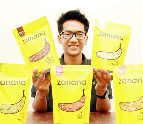 Buku Dua Kali Gagal Satu Kali Sukses kreasikan pisang pemuda ini sukses setelah dua kali gagal berbisnis inspirator freak