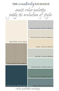 jenny has used some of the best colors out there like