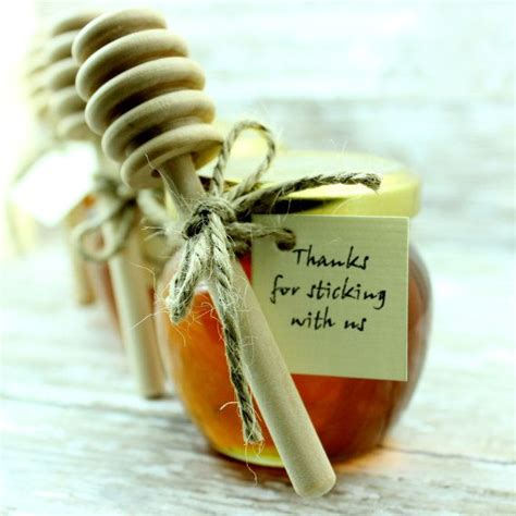 Wedding Favors Honey Jars by Fabulous Wedding Favors For Eco Friendly Couples Our