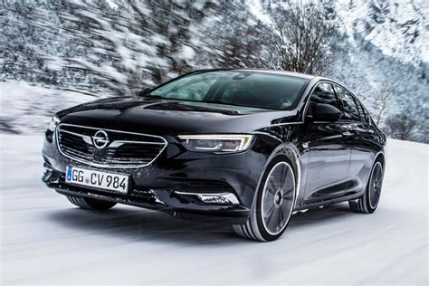 Opel Insignia Grand Sport Liftback 2017 Second