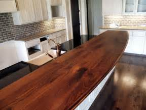walnut custom wood countertops butcher block