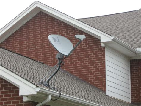 Tv Roof direct tv dish