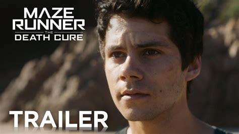 maze runner youtube ganzer film maze runner the death cure official final trailer hd