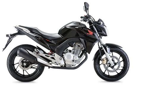 ficha tecnica new honda twister 2017 honda cb 250 twister honda motos colombia