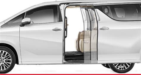 Toyota Sliding Door Repair Toyota Malaysia Alphard