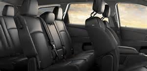2016 dodge journey interior features