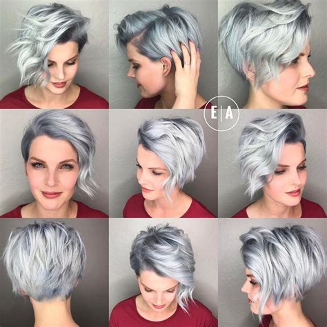 short blonde hairstyles 2015 for egg shaped head 30 cute pixie cuts short hairstyles for oval faces
