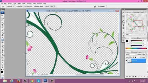 make jpg pattern photoshop making clip arts using photoshop jpeg to png youtube