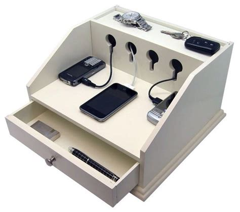 charging station organizer cell phone charging station organize pinterest